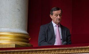 Gérard Bapt, ex-député socialiste de la Haute-Garonne.