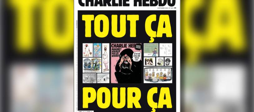 A la veille du procès des attentats de janvier 2015, «Charlie Hebdo» a décidé de republier les caricatures de Mahomet qui en avaient fait une cible des djihadistes.