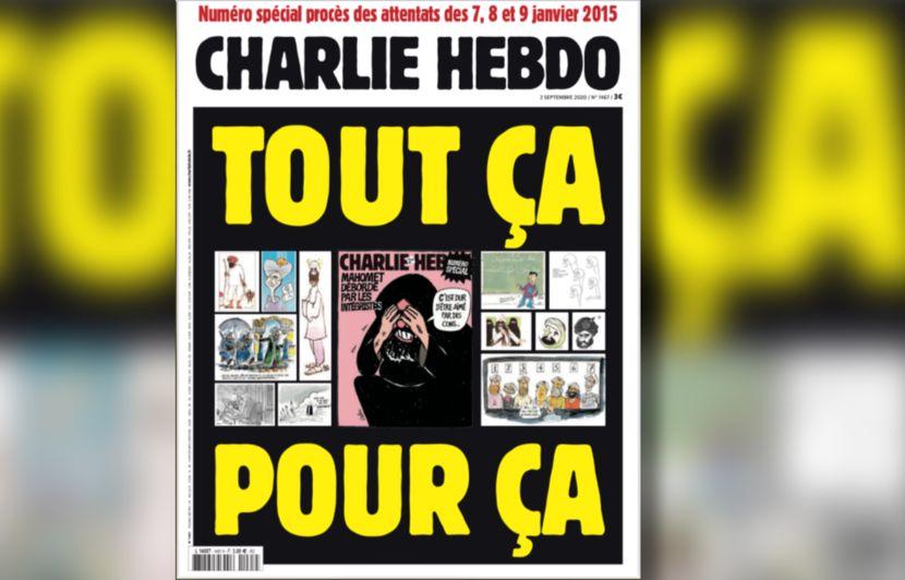 Attentat A Conflans Des Medias Diffusent Les Caricatures De Mahomet Qui Ont Coute La Vie A Samuel Paty