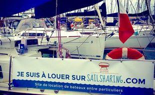 Sailsharing propose 800 bateaux à la location entre particuliers.