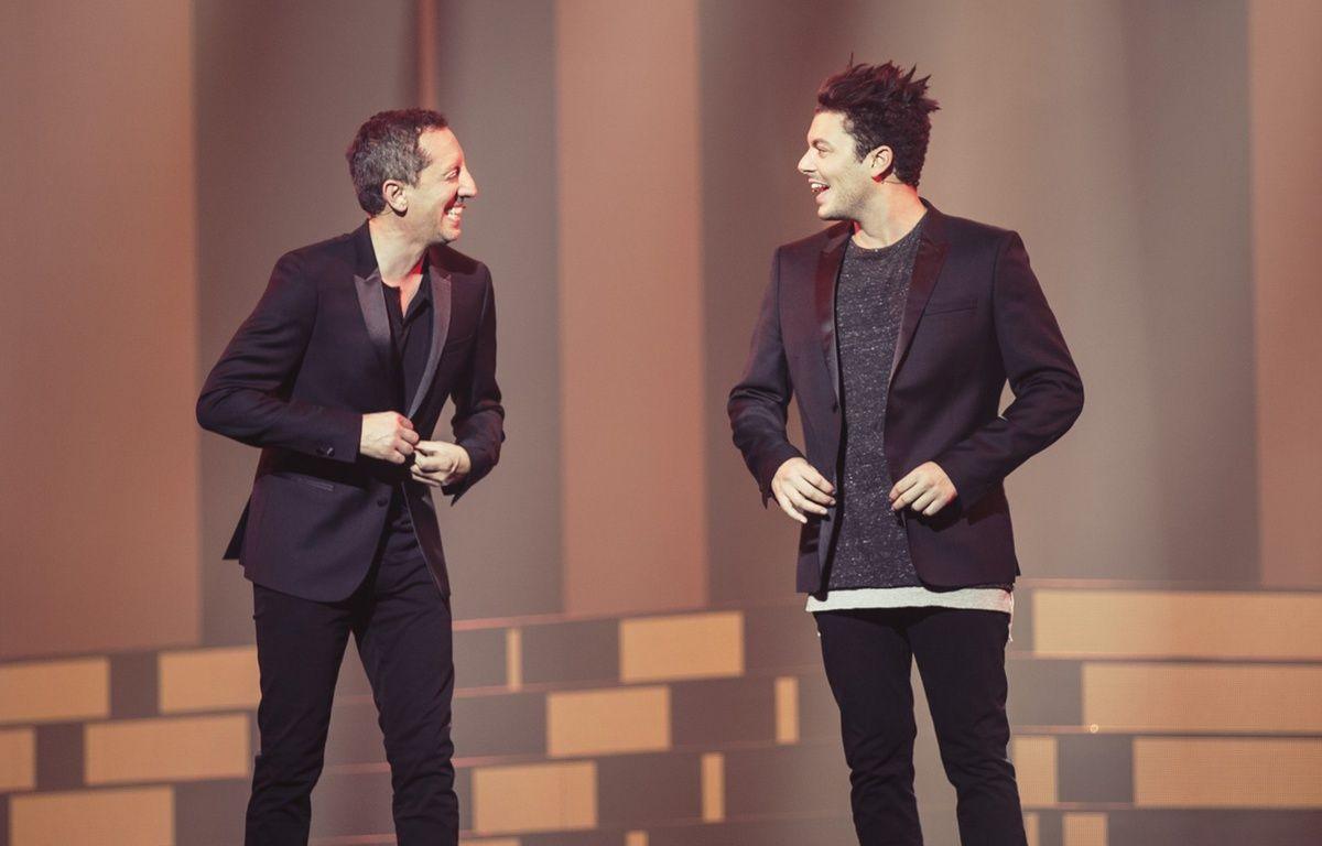 Kev Adams et Gad Elmaleh réunis dans le spectacle «Tout est possible» –  Arie ELMALEH