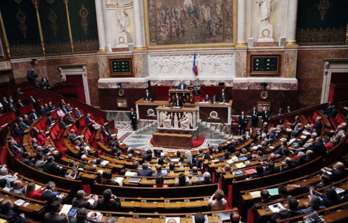 L'Assemblée nationale – Francois Guillot/AP/SIPA