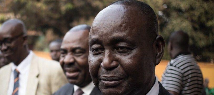 L'ex-chef de l'Etat de Centrafrique François Bozizé