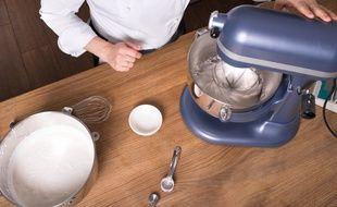 Un robot pâtissier est le parfait assistant pour votre cuisine.