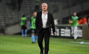 Didier Deschamps, le 11 mai 2011 à Marseille.