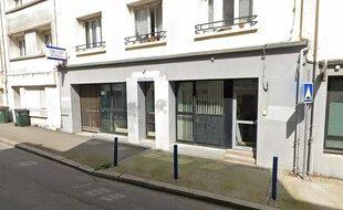 Le commissariat du quartier Recouvrance à Brest a été la cible de tirs dans la nuit de mercredi à jeudi.