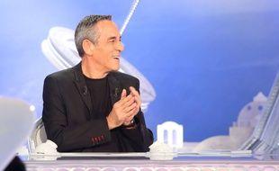 """Thierry Ardisson présentait les """"Terriens"""" depuis 13 ans"""