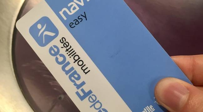 Navigo : Deux cartes pour remplacer le carnet de tickets de métro en Île-de-France