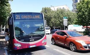 Des bus à haut niveau de service circulent déjà entre Luminy et Castellane, notamment.