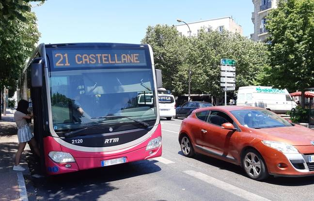 Marseille: Les bus à haut niveau de service, la solution miracle pour désenclaver les quartiers Nord? (spoiler: non)
