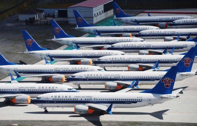 648x415 des avions 737 max de boeing a l aeroport d urumqi en chine