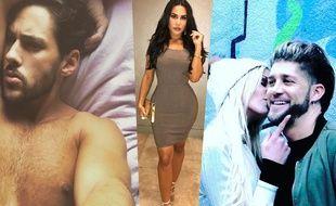 Gabano, Milla, Adixia et Paga sont les pseudos des candidats.