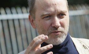 Denis Baupin, adjoint (Verts) au maire de Paris, en septembre 2010.