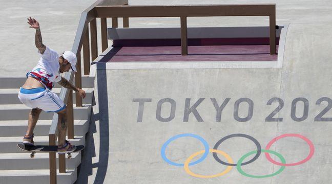 JO Tokyo 2021 : Riders rôtis et espoir de médaille, c'était la grande première du skate aux Jeux