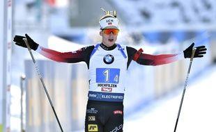 Johannes Boe a survolé l'étape du Grand Bornand