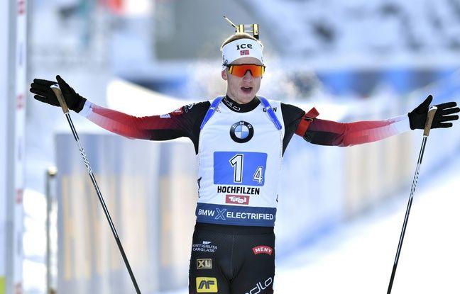 Biathlon: «Johannes a montré à tout le monde qu'il était imbattable», s'incline Martin Fourcade