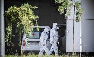 La Russie subit une très violente vague de coronavirus cet été