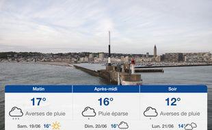 Météo Le Havre: Prévisions du vendredi 18 juin 2021