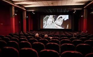 Un cinéma à Milan, en Italie, le 15 juin dernier.