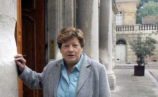 Michèle Fournier-Armand, députée PS du Vaucluse