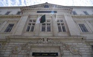 Le tribunal de Sidi M'Hamed à Alger.