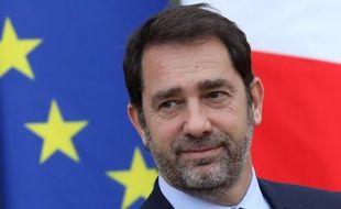 Christophe Castaner, délégué général de La République en marche, le 24 janvier 2018 à Paris.