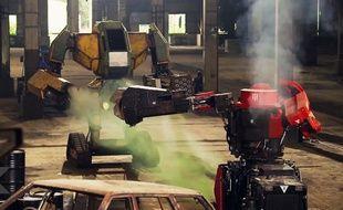 Combat XXL de méga-robots - Le Rewind (video)