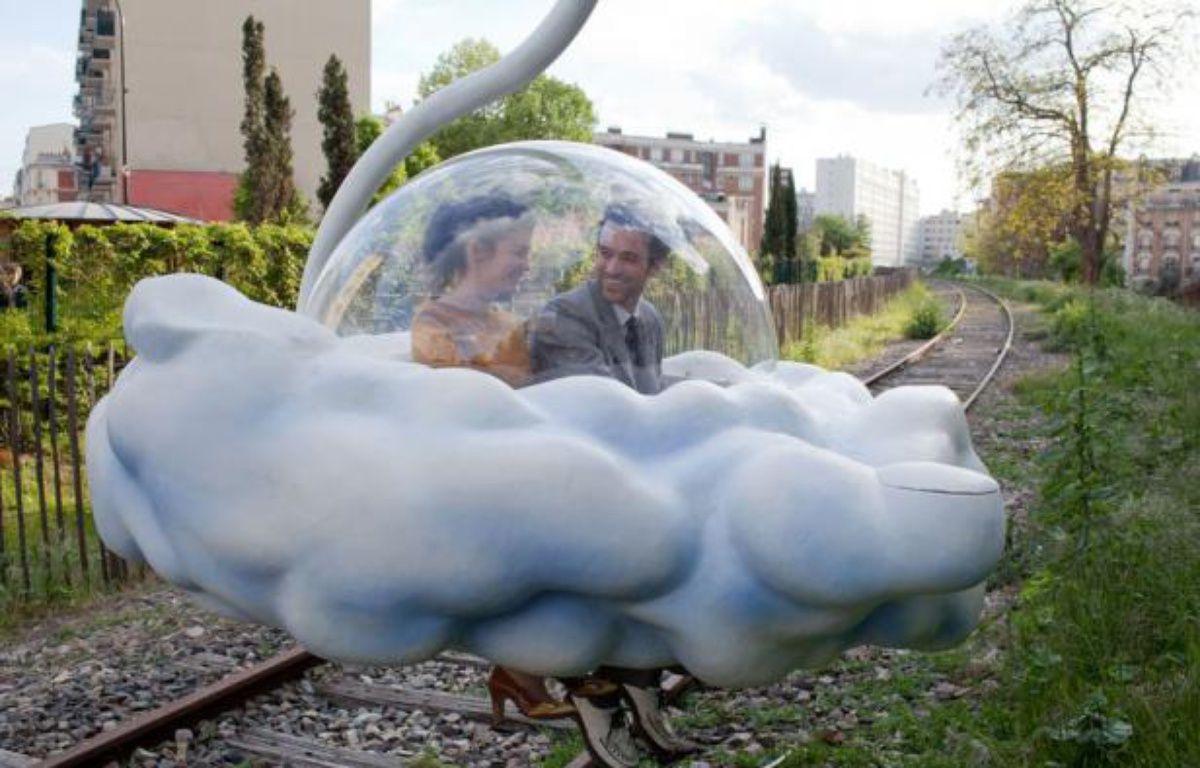 Audrey Tautou et Romain Duris sont à l'affiche de l'Ecume des jours de Michel Gondry. – Studio Canal