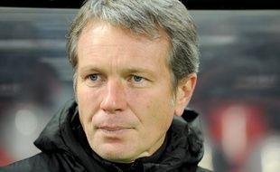 L'entraîneur intérimaire Philippe Mao.