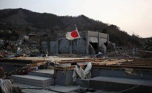 Kazuma Obara a photographié les zones sinistrées après le tsunami au Japon
