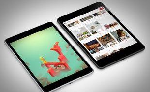 La tablette N1, conçue par Nokia, fabriquée et distribuée en Chine par Foxconn.