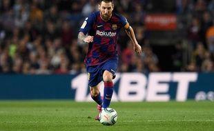 Lionel Messi et les siens ne retrouveront pas le Real samedi 26 octobre.