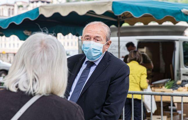 Municipales 2020 à Lyon: Collomb ne sera pas candidat à la présidence de la métropole et cède la tête de liste au LR Buffet