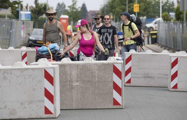 Pays-Bas: Une camionnette renverse des piétons, faisant un mort et trois blessés graves