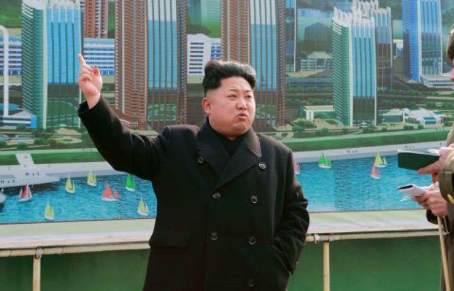 Frappes américaines en Syrie: «Un acte d'agression intolérable» pour la Corée du Nord dans actualitas le parisien 648x415_leader-nord-coreen-kim-jong