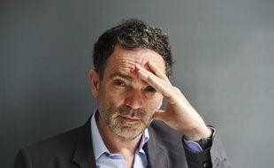 L'écrivain Yann Moix.