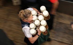 Paris aura cette année sa première Oktoberfest, du 8 au 18 octobre, porte de la Villette. (Sampics / Stefan Matzke)