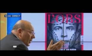 Julien Dray sur BFMTV, le 14 janvier 2018.