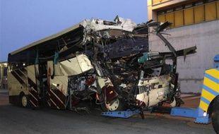 28 touristes belges, dont 22 enfants, ont trouvé la mort dans un accident de car dans le canton du Valais, en Suisse, le 13 mars 2012.