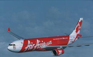 A330 d'Air Asia, illustration