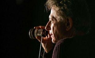 Roman Polanski sur le tournage de La Vénus à la fourrure