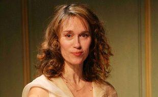 La comédienne Marianne Basler, le 20 janvier 2009