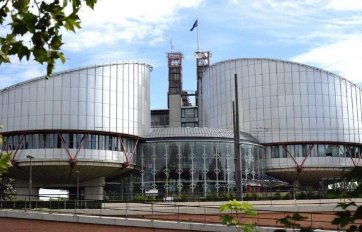 """La Cour européenne des droits de l'Homme a sanctionné mardi l'Espagne pour avoir prolongé irrégulièrement la détention d'une militante de l'ETA condamnée pour des actes terroristes, et a demandé sa remise en liberté, une décision exceptionnelle qualifiée de """"victoire du droit"""" par le représentant de la détenue. – Johanna Leguerre afp.com"""