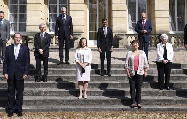 648x415 ministres finances g7 lors sommet londres juin 2021