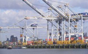 Belgique sept tonnes de coca ne ont t saisies dans le port d 39 anvers - Port d anvers belgique adresse ...