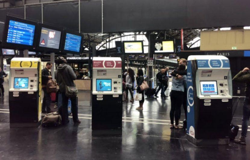 SNCF : Les billets pour la période des fêtes de fin d'année sont en vente