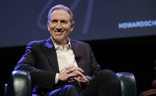 Howard Schultz, le 1er février 2019 à Seattle.