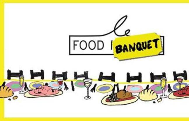 Visuel officiel du Food Banquet de septembre
