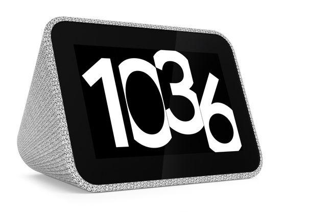 La Smart Clock pour des nuits de rêves dans les bras de Google Assistant.