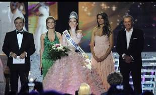 Miss Alsace, Delphine Wespiser, a été élue Miss France 2012 le 3 décembre 2011.